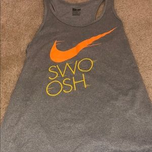 Nike work out small